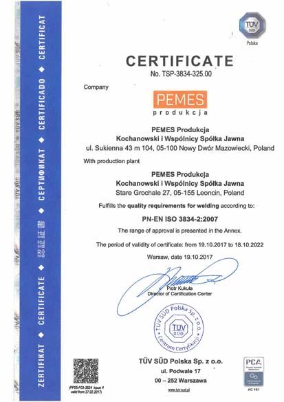 Certyfikaty Spawalnicze Pemes Produkcja_Strona_3