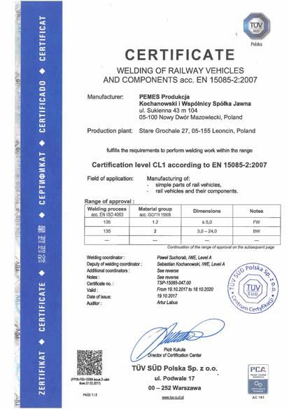 Certyfikaty Spawalnicze Pemes Produkcja_Strona_8